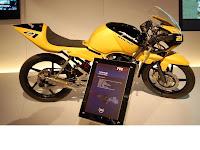 Race Spec TVS RTR 160 @ AutoExpo 2010