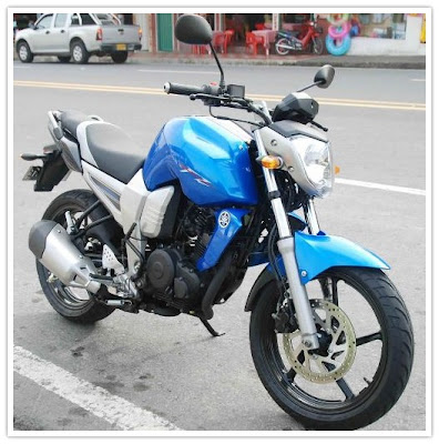 FZ16 in Colombia