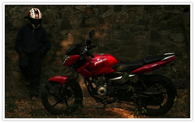 Payeng and Pulsar 135LS
