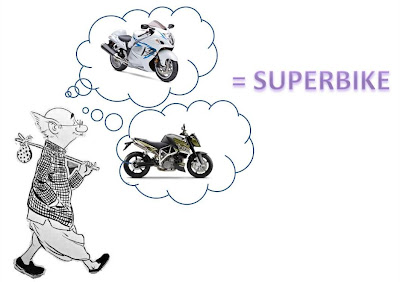 Superbikes for a Common Indian
