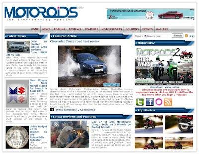 Motoroids.Com