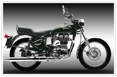 2010 Royal Enfield Twinspark UCE
