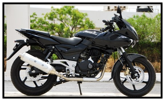 "18 Bajaj Pulsar 220 DTS-i ""The Fastest Indian"": Owner's Review by"