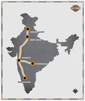Harley Davidson Dealers in India