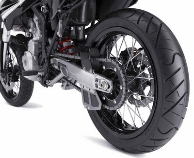 Kawasaki KLX 250SF Rear Tyre