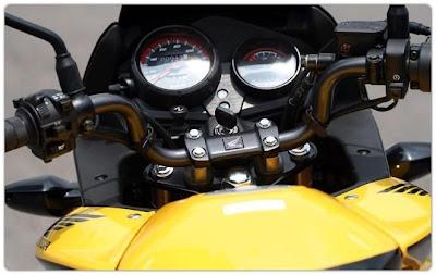 CBF Stunner Speedometer