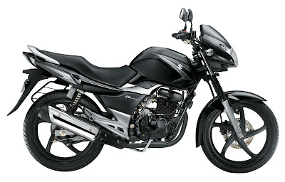 Suzuki GS150R Wallpaper Black