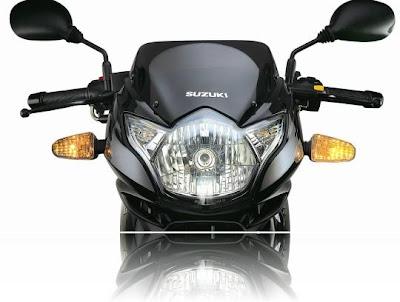 Suzuki GS150R Headlamp