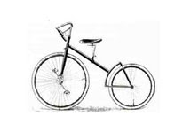 1892, Enfield Bicycle