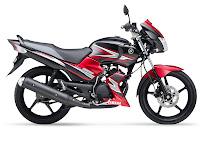 Yamaha SS125 Red