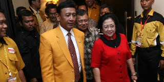 PDIP & Hanura Bulat Dukung Hak Berpendapat
