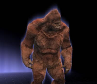 Is bigfoot on the endangered species list