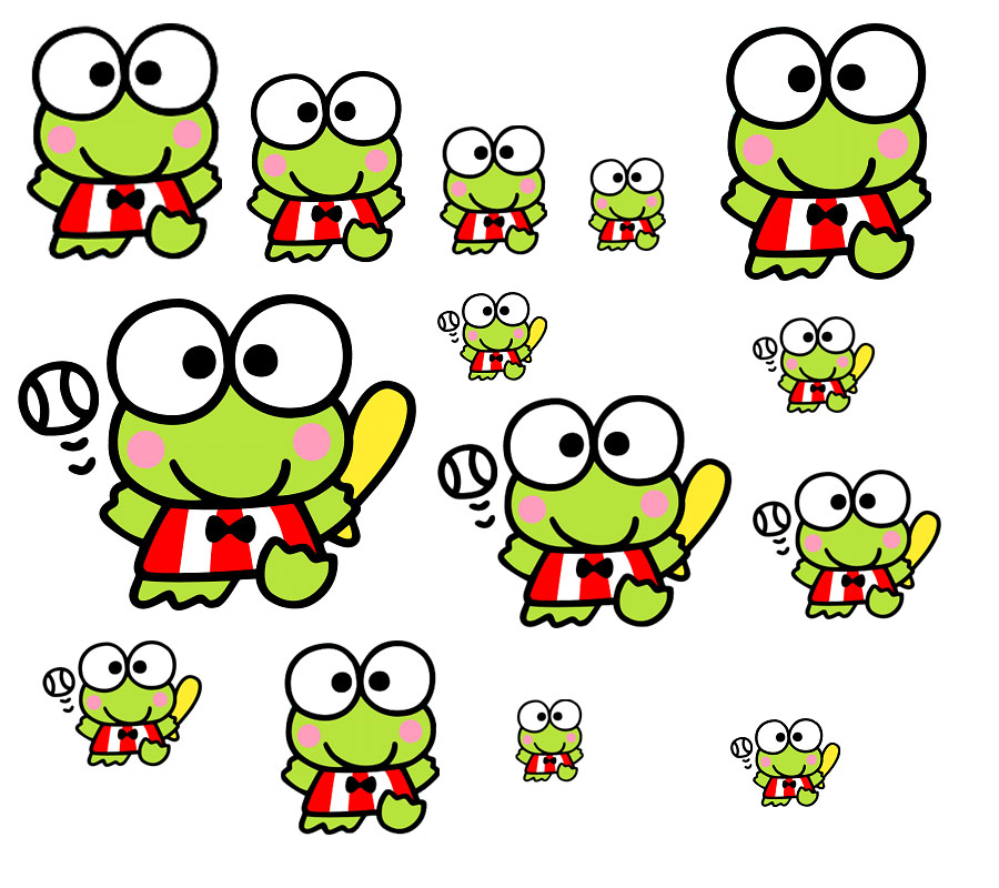 Keroppi Wallpaper Wallpapers: Keroppi, Moranguinho E Hello Kitty Para Decoupage