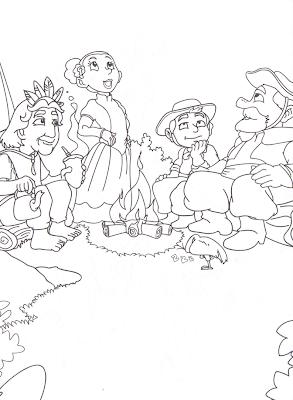 gauchada 755299 Desenhos para o Dia do Gaúcho para crianças