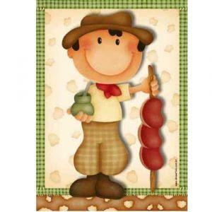 00732 m 768785 Desenhos para o Dia do Gaúcho para crianças