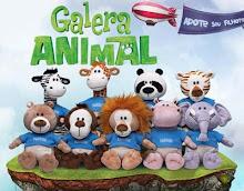 Galera Animal - televisão (Globo) - Voz: MC Téo (leão)