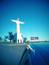 Entrada Cidade de Pitangueiras SP