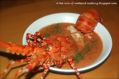 """The Weekend Cook: My """"Ferocious"""" Lobster Bisque Recipe"""