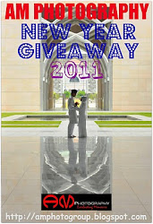 """AM Photography New Year Giveaway 2011"""