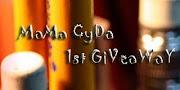 """Mama Cyda 1st GiveAway"""