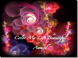Color My Life Beautiful Award