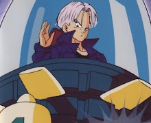 **Trunks del futuro el hijo mayor de Vegeta**.