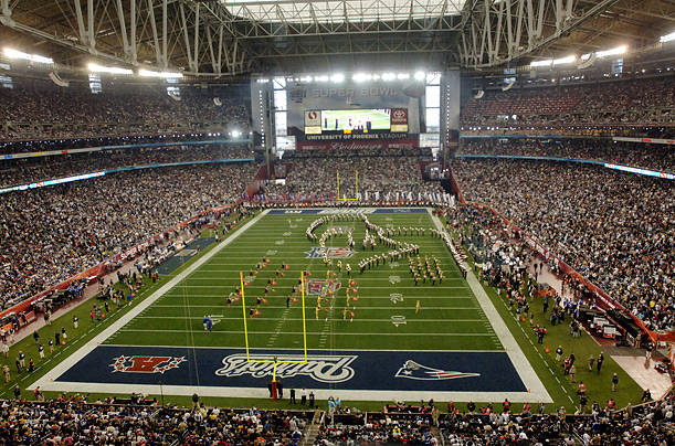 Esporte Interativo transmitirá Super Bowl ao vivo