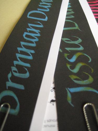 Millerline Calligraphy Class