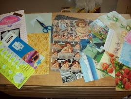 Estos regalos recibi yo de Maria Luisa. España