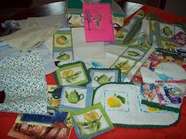 Estos regalos me mandó Isabel