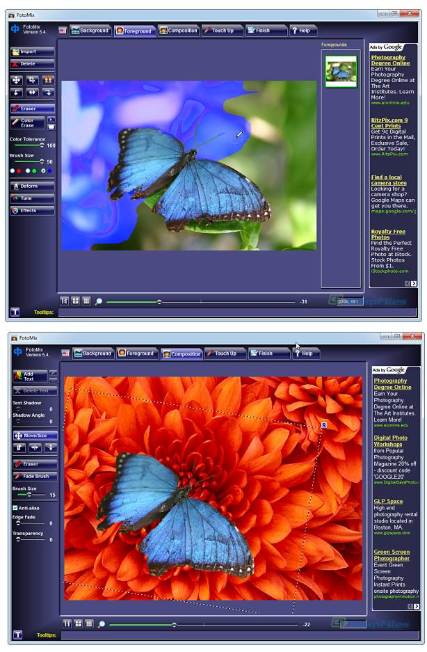 does digital image manipulation affect the The visual impact of the image on the audience is based on a common  and  digital cameras, photo manipulation has become more common.
