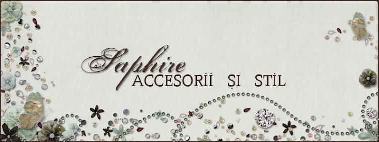 Saphire - Accesorii si stil