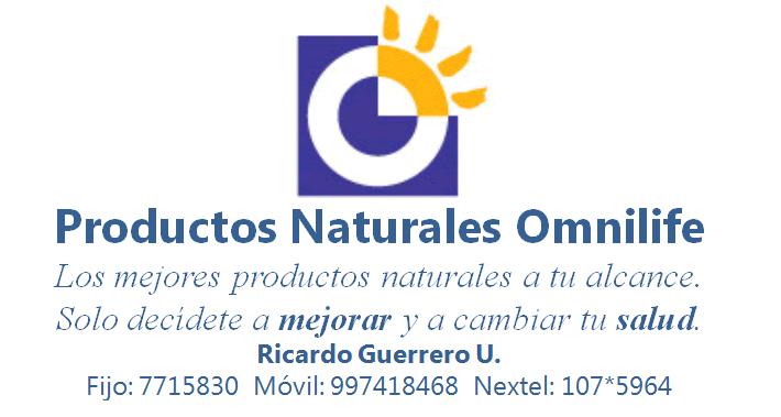 productos naturales omnilife