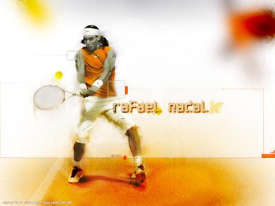 tennis rafael nadal wallpaper. rafael nadal wallpapers.