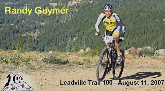 Randy Guymer