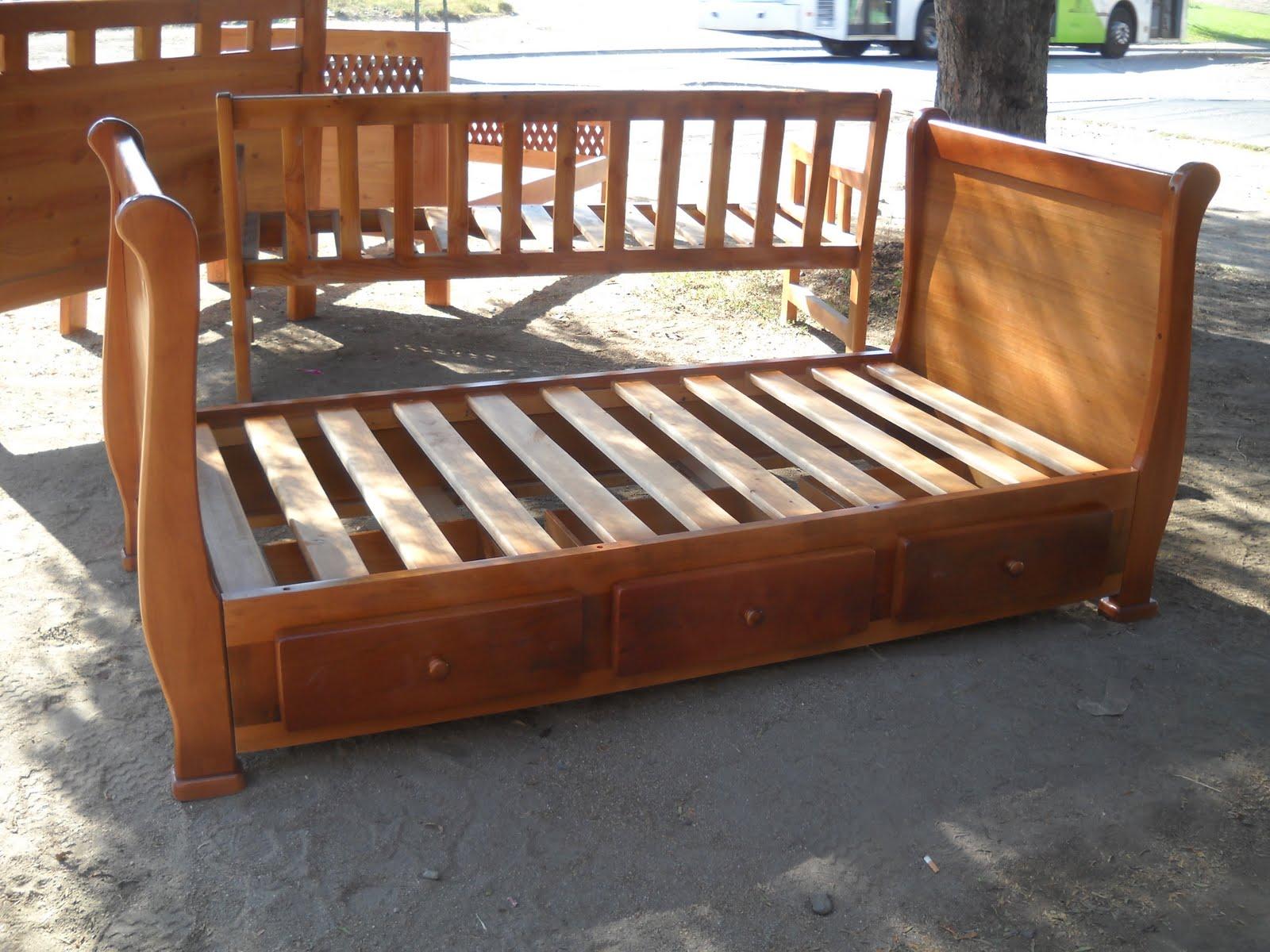Muebles kotue camas cuja for Como hacer una cama de 1 plaza