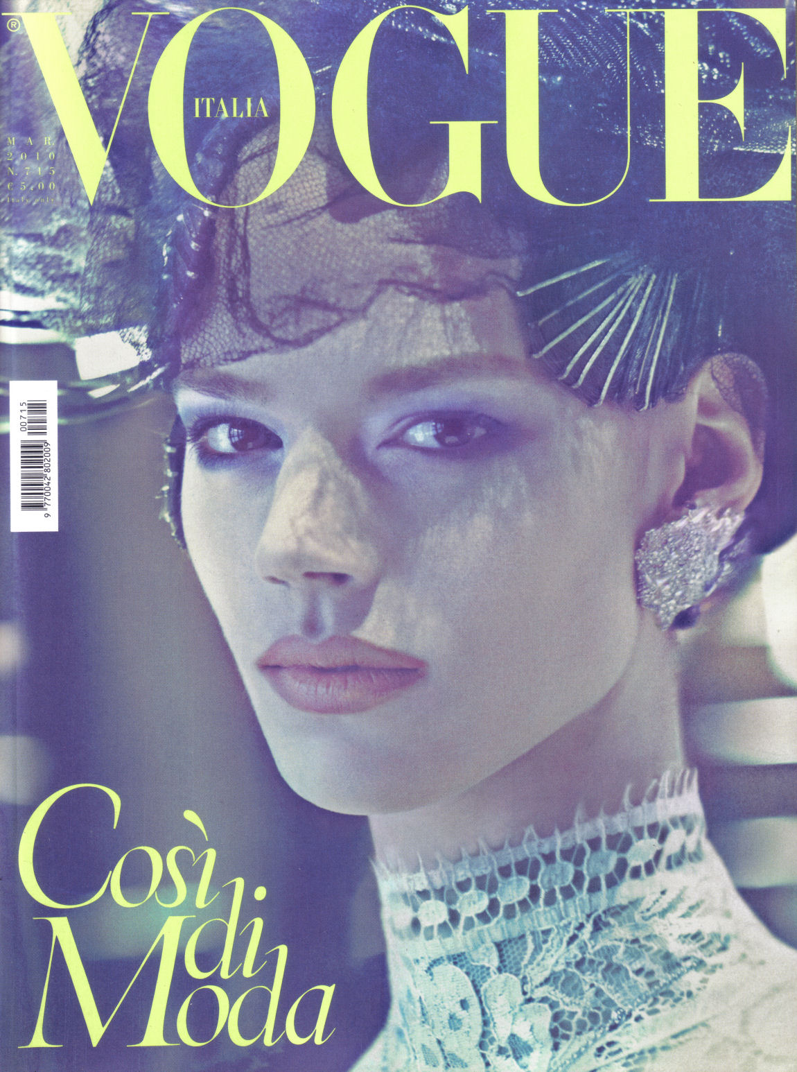 freja beha magazine covers