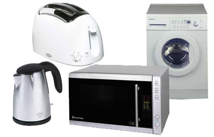 Electric Appliances : Buying Home Appliances