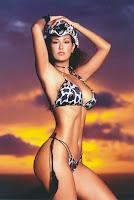 Ninel Conde en Bikini
