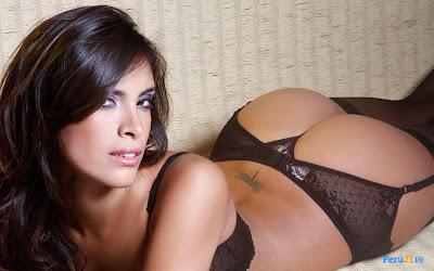 Jessica Barrantes hot