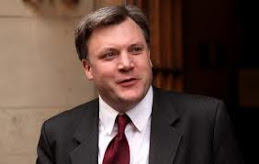 I'm supporting Ed Balls