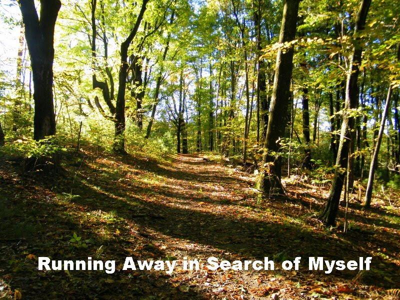 Running Away in Search of Myself
