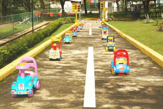 Donan a Dif carritos infantiles para mini-circuito vial ~ Tribuna ...