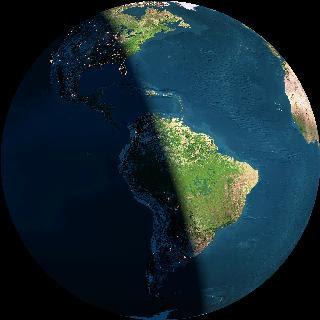Δείτε πως φαίνεται η γη από έναν
