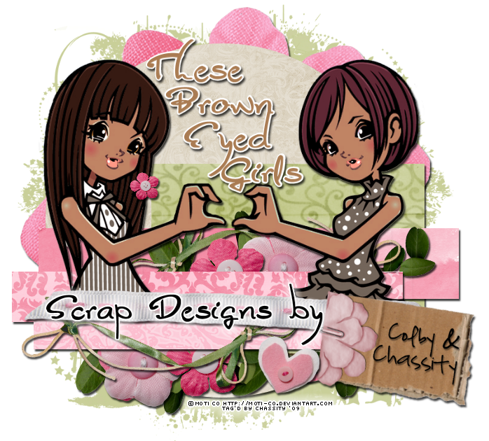 These Brown Eyed Girls Scrap Designs