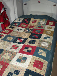 The boy's quilt