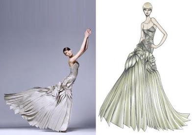 Atelier Versace Fall 2008