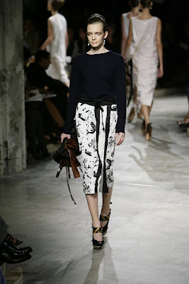 Prada Spring Summer 2009 Womens Runway Pictures