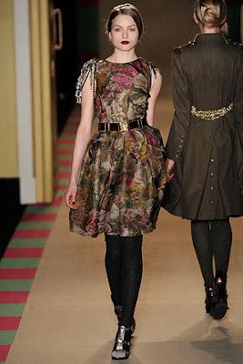 Paul Smith Women - fall 2009 ready-to-wear