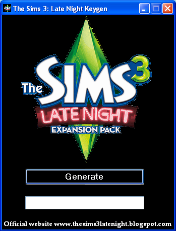 codes for sims 3 late night